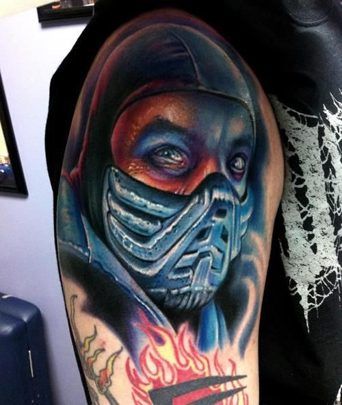 Tatuagens de Mortal Kombat 23