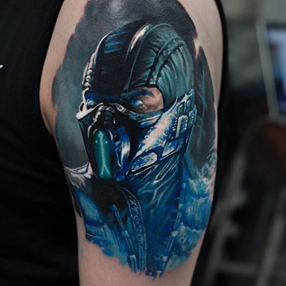 Tatuagens de Mortal Kombat 24
