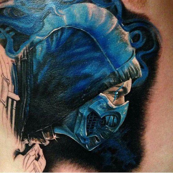 Tatuagens de Mortal Kombat 25
