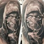 30 Ideias de tatuagens de Mortal Kombat