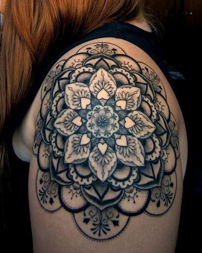 Tatuagens de mandalas 01