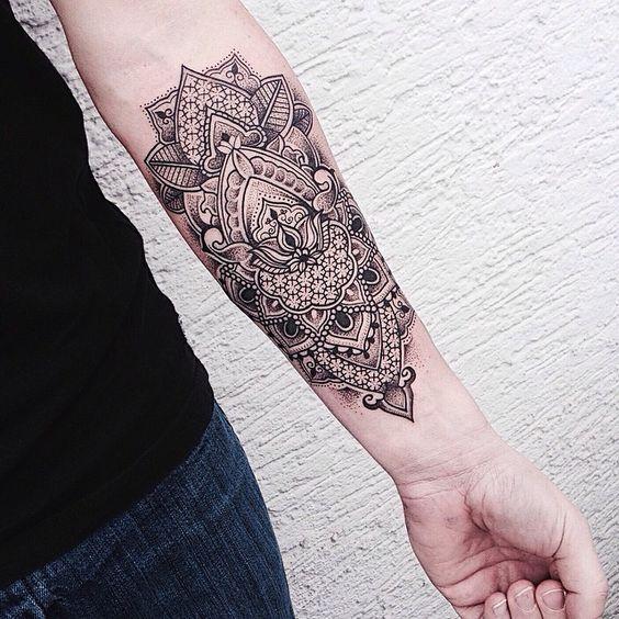 Tatuagens de mandalas 02