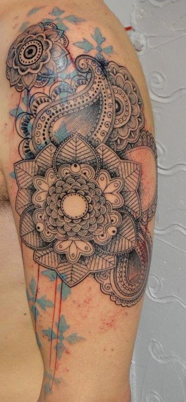 Tatuagens de mandalas 05