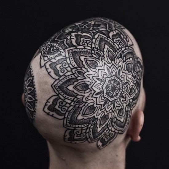 Tatuagens de mandalas 06
