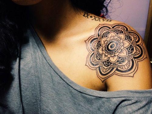 Tatuagens de mandalas 07