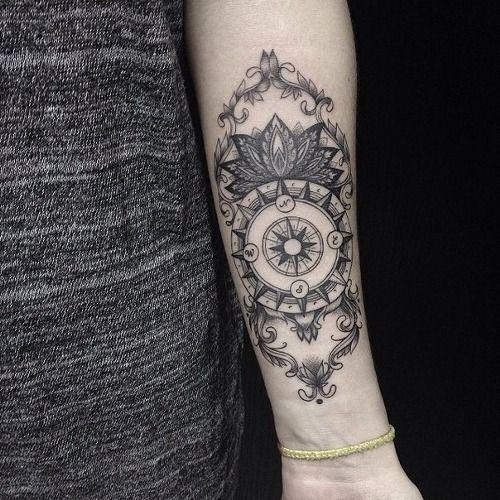 Tatuagens de mandalas 08