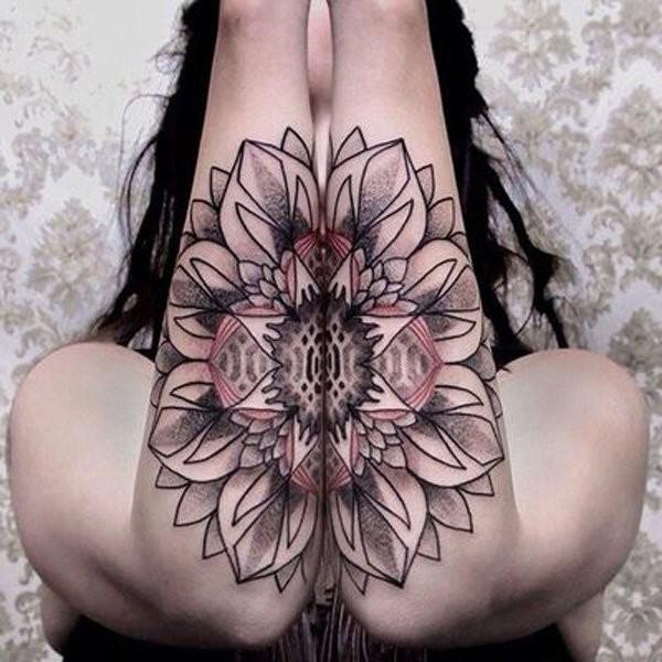 Tatuagens de mandalas 11