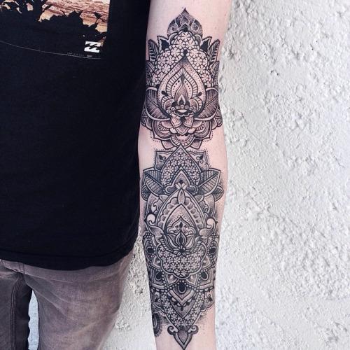 Tatuagens de mandalas 15