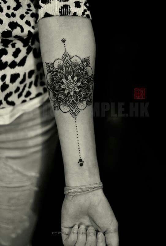 Tatuagens de mandalas 20