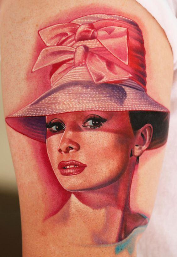 Tatuagens de retratos perfeitas 03