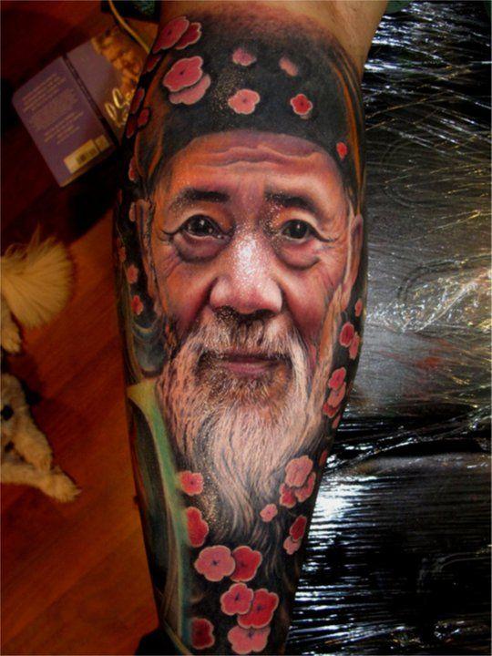 Tatuagens de retratos perfeitas 04