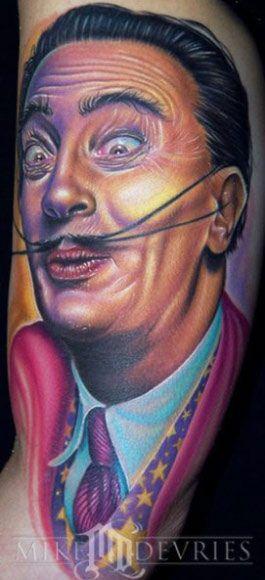 Tatuagens de retratos perfeitas 06