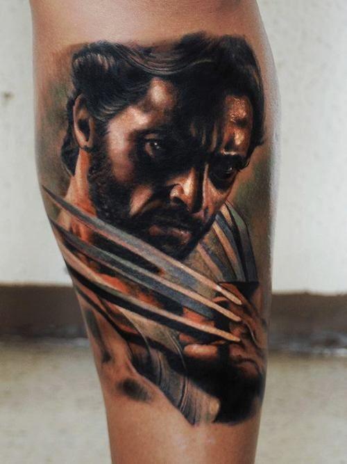 Tatuagens de retratos perfeitas 11