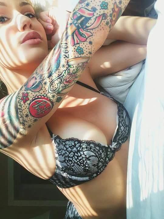 Belas tatuadas 04