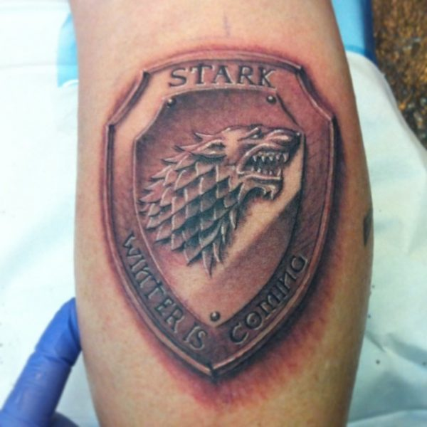 Tatuagens de Game Of Thrones 09