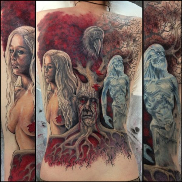 Tatuagens de Game Of Thrones 14