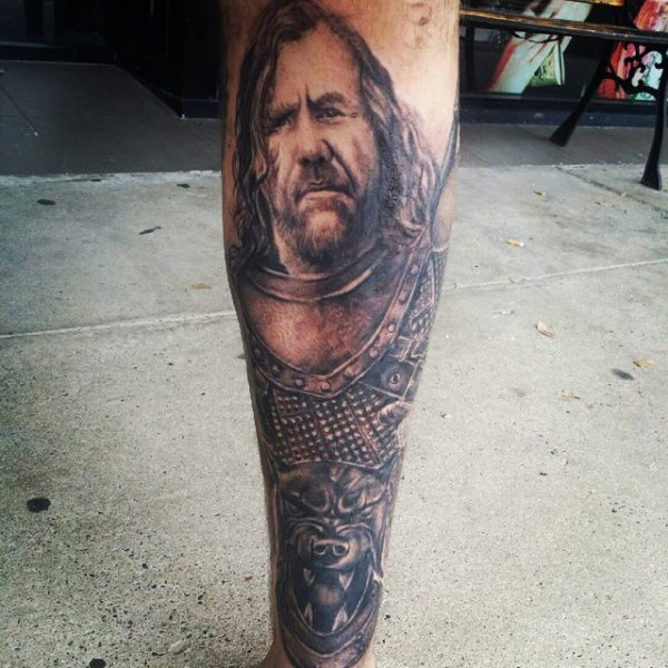 Tatuagens de Game Of Thrones 15