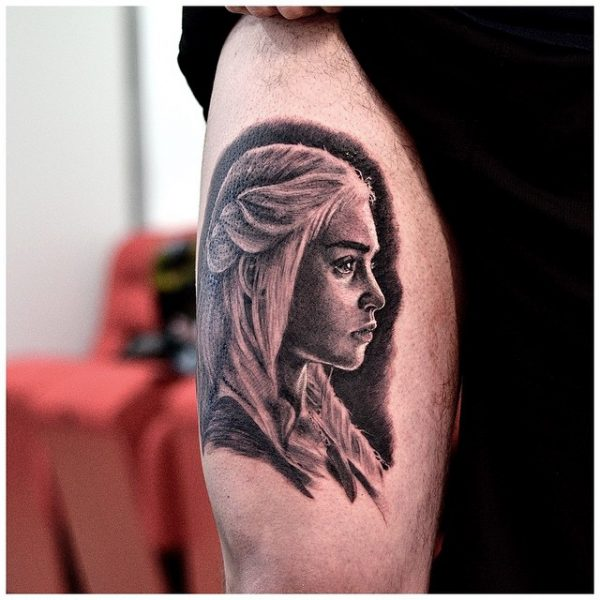 Tatuagens de Game Of Thrones 16