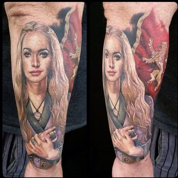 Tatuagens de Game Of Thrones 20