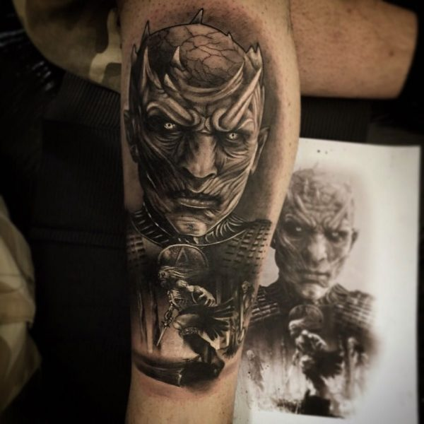 Tatuagens de Game Of Thrones 26