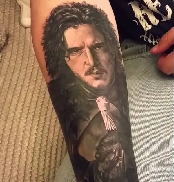 Tatuagens de Game Of Thrones 29