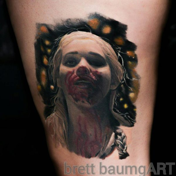 Tatuagens de Game Of Thrones 30
