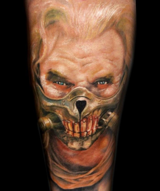 Tatuagens de Mad Max Fury Road 01