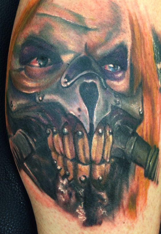 Tatuagens de Mad Max Fury Road 04