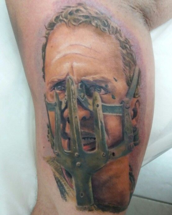 Tatuagens de Mad Max Fury Road 05