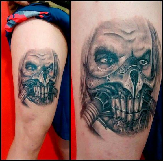 Tatuagens de Mad Max Fury Road 06