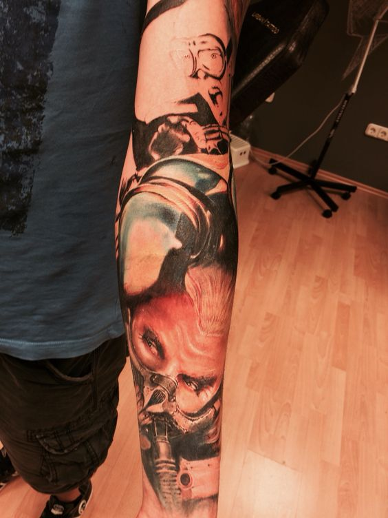 Tatuagens de Mad Max Fury Road 07