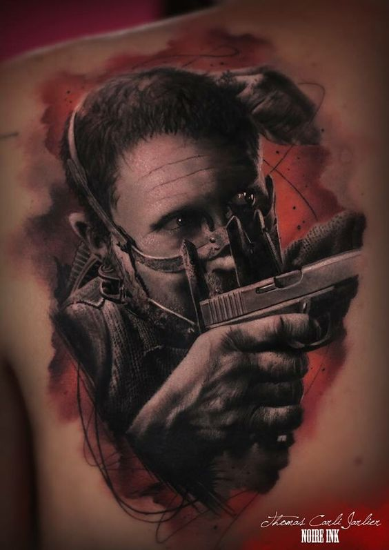 Tatuagens de Mad Max Fury Road 09