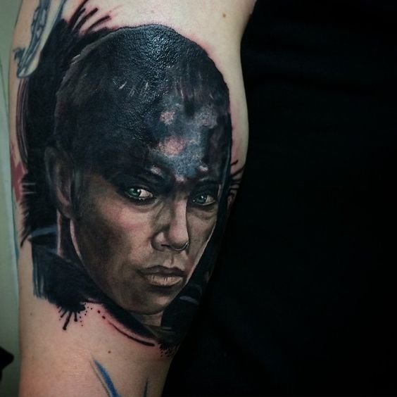 Tatuagens de Mad Max Fury Road 11
