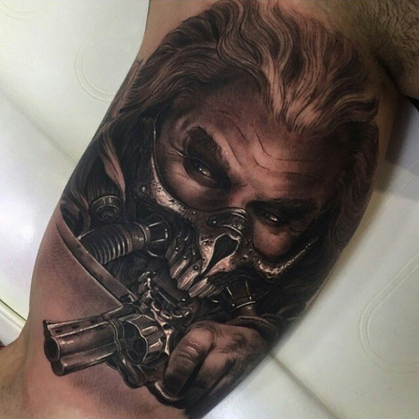 Tatuagens de Mad Max Fury Road 13