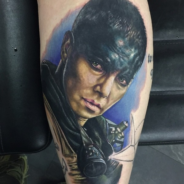 Tatuagens de Mad Max Fury Road 15