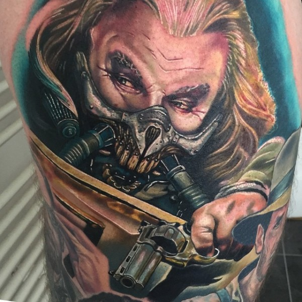 Tatuagens de Mad Max Fury Road 16
