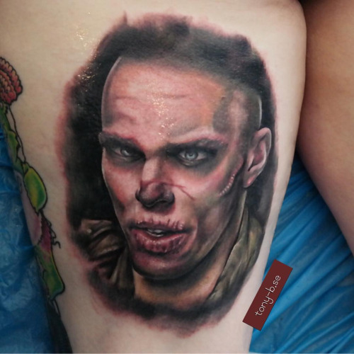 Tatuagens de Mad Max Fury Road 17