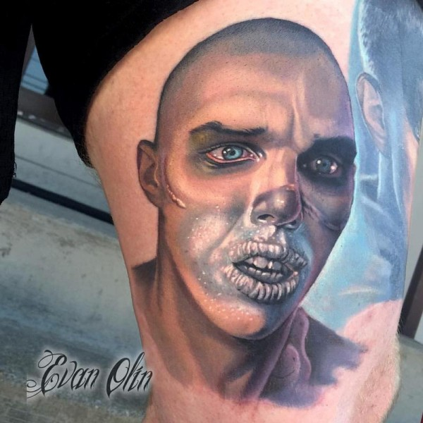 Tatuagens de Mad Max Fury Road 18