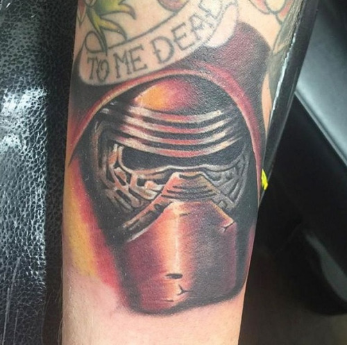 Tatuagens de Star Wars O Despertar da Forca 02
