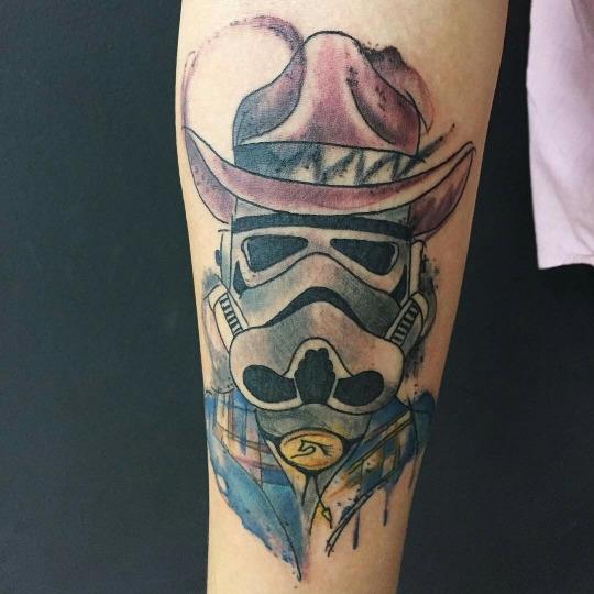 Tatuagens de Star Wars O Despertar da Forca 03