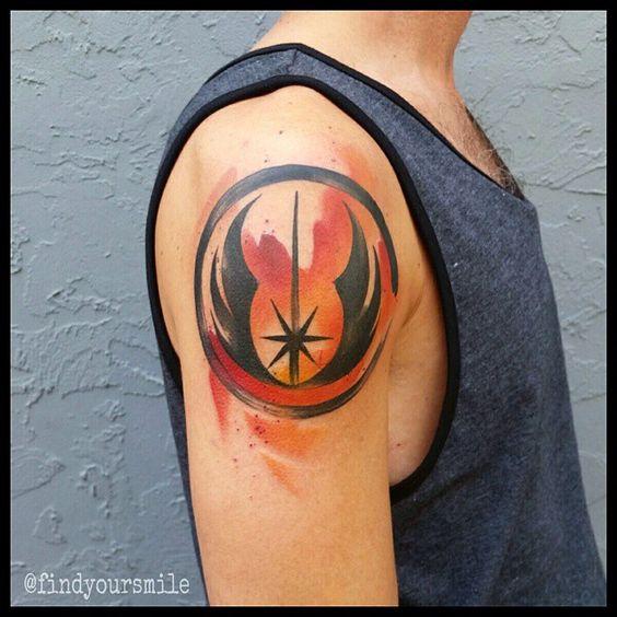 Tatuagens de Star Wars O Despertar da Forca 05