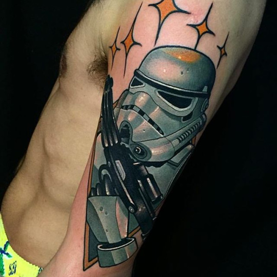 Tatuagens de Star Wars O Despertar da Forca 08