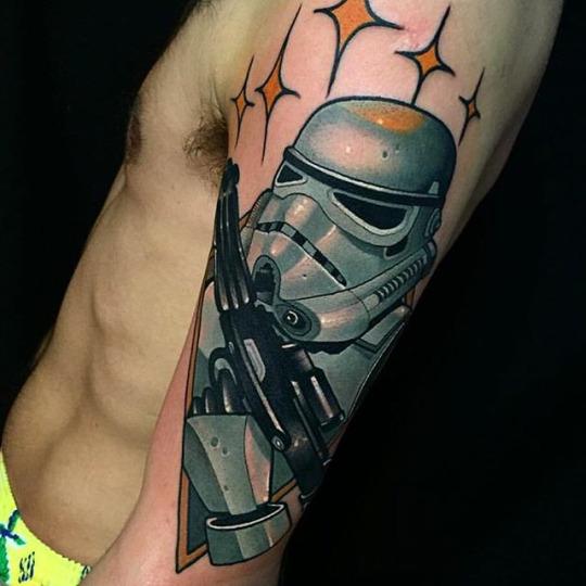 Tatuagens de Star Wars O Despertar da Forca 08