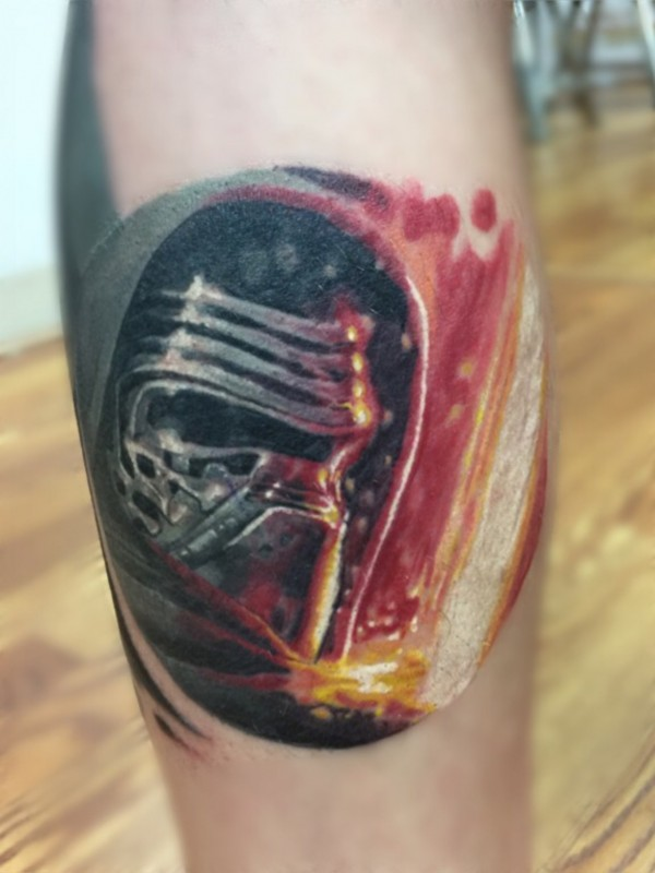Tatuagens de Star Wars O Despertar da Forca 09