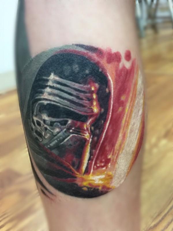 Tatuagens de Star Wars O Despertar da Forca 09