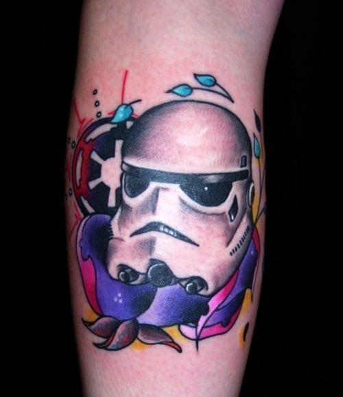 Tatuagens de Star Wars O Despertar da Forca 10