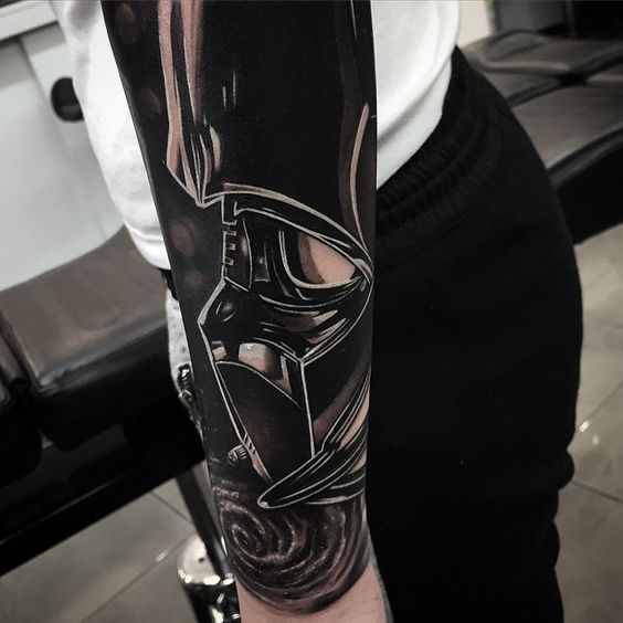 Tatuagens de Star Wars O Despertar da Forca 11