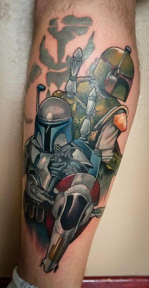 Tatuagens de Star Wars O Despertar da Forca 12