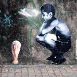 A Copa do Mundo 2014 em 22 Grafites anti Copa