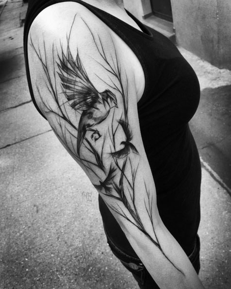 sketch-style-tattoo-design-13